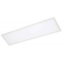 Panel 40w 6400k X2 Blanco 119,6x29,5x1 3600lm
