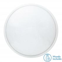 Plafon 90w Java Blanco 7200lm  Opciones 3000k, 4000k, 6000k 45d