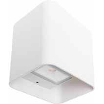 Aplique Exterior 8w 3000k Soure Blanco Ip54