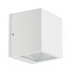 Aplique Exterior Cavalum Blanco 1xg9 Ip54