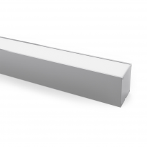 Colgante Regleta 40w 4000k Linex  Aluminio3200lm REGX120X6