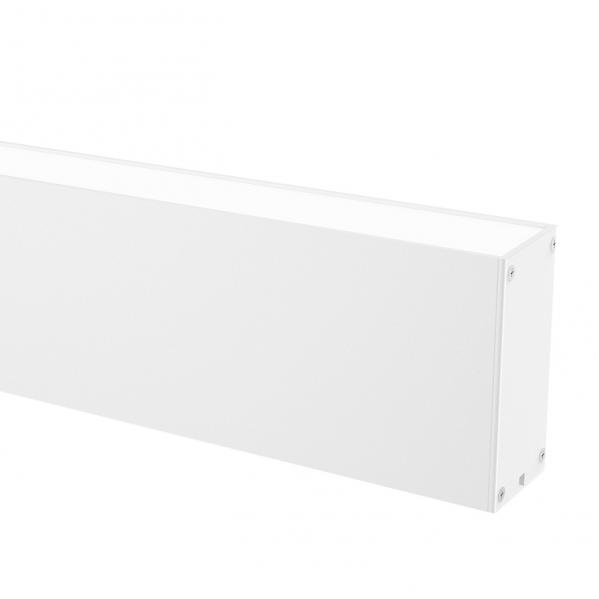 Colgante Regleta 40+16w 3000k Linex Blanco 3200+1200lm 118x4x8 Encend.arriba/abajo