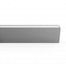 Colgante Regleta 40+16w 3000k Linex Aluminio3200+1200lm REGx117x4 Encend.arriba/abajo