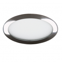 Downlight 24w 4000k Apolo 1900lm Cromo 22d