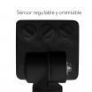 Proyector Kolyma 50w Led C/sensor 6500k Negro
