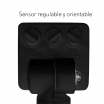 Proyector Kolyma 100w Led C/sensor 6500k Negro