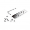 Regleta De Empotrar 20w 3000k Linex Aluminio  1600lm 60x6,5x3,5