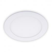Downlight 12w 6400k Led Evolition Blanco 720lm 2x17d  Taladro 15d