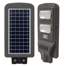 Farola Solar Tipo Gaya 30w 6500k