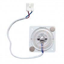 Disco Led 12w 4000k Magnetic Blanco 1100lm
