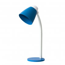 Flexo Office 3,5w Led 4000k Azul