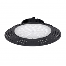 Campana Industrial 100w 6400k Negro Ip65 Ecovision 8000lm 12x30d