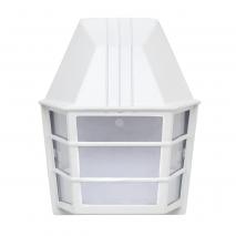Aplique Exterior Lavanda 1xe27 Blanco 23,5x19,5x11