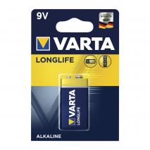 Blister 1 Pila 6lr61 9 V Varta Alkalina Longlife