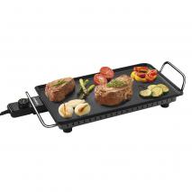 Plancha De Cocinar Electrica 2500w Aluminio De 4mm 46x26