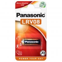 Blister 1 Pila Lrv08  12v Panasonic Alcaline