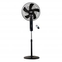 Ventilador De Pie Cacimbo Ng.3 Vel.45w.5 Aspas 43 D.c/ Remoto.temporizador 0,5h-7,5h