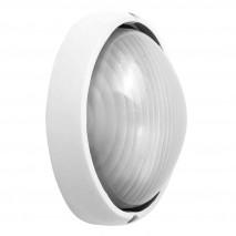 Aplique Ext. Aluminio Vega Grande 1xe27 Blanco  32x20,5x11 Cm Ip44