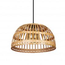 Colgante Bambu Fargesia 1xe27 Avellana Regx40dm