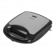 Sandwichera Xl C/termostato 1500w 4 Compartimentos Antiadherente