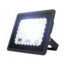 Proyector Zircon 20w 6500k Negro 2000lm  120º  10x12,5x2,3 Cm IP66