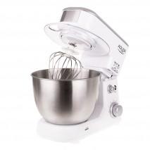 Robot Cocina 1000w 6 Veloc. Inclinable Cuenco 4l Antisalpicadura.3 Agitadores.