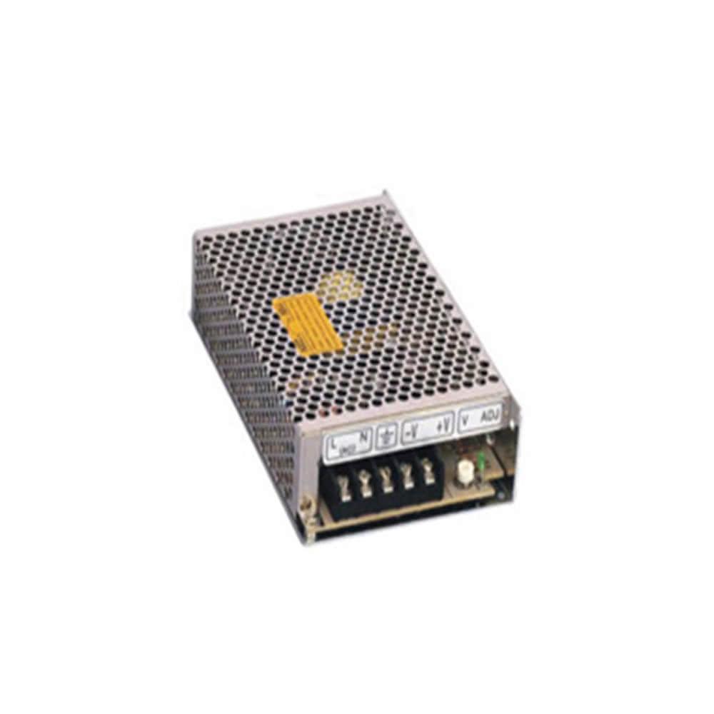 Transformador de led metal 12v 80w fabrilamp for Transformador led 12v