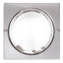 Down Light Serie Diamante Zinc 2xe27 Bomb. Incl. 2
