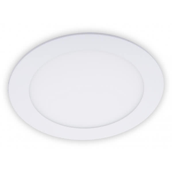 Downlight Led Redondo Serie Apolo 24w 1900lm Blanco 6500k 22d