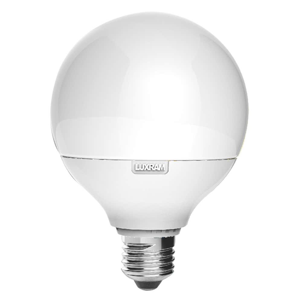 bomb 20w 3000k led globo e27 2000lm 120x160 fabrilamp. Black Bedroom Furniture Sets. Home Design Ideas
