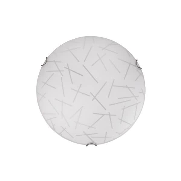 Plafon Serie Babilonia Blanco 2xe27 (30 D)
