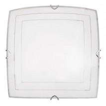 Plafon Fenicia Blanco 2xe27 (30x30)