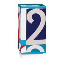 Sobremesa Serie Numeros Celeste 1xe14 24x11x11