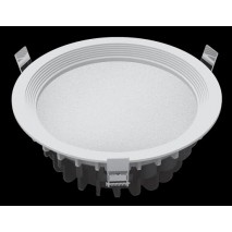 Downlight Led Serie Intego 29w 1920lm 22.5dx8.5 Blanco 4000k