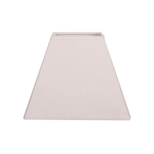 Pantalla Piramidal Lisa Serie Dania E27 Beis (45x20x34)
