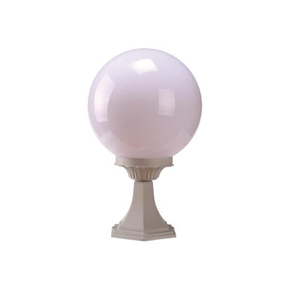 Sobremuro Exterior Esfera Oro (42,70x25) 1xe27