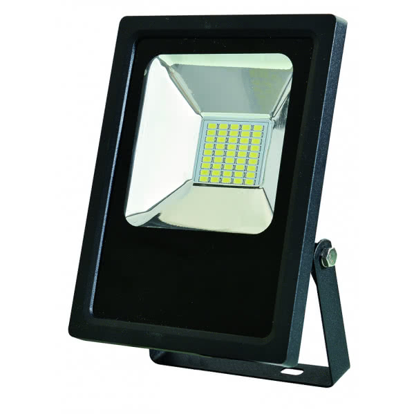 Proyector Led Smd Serie Quiron 20w 1700lm 120º 3000k (18,5 X 18,5 X 4)