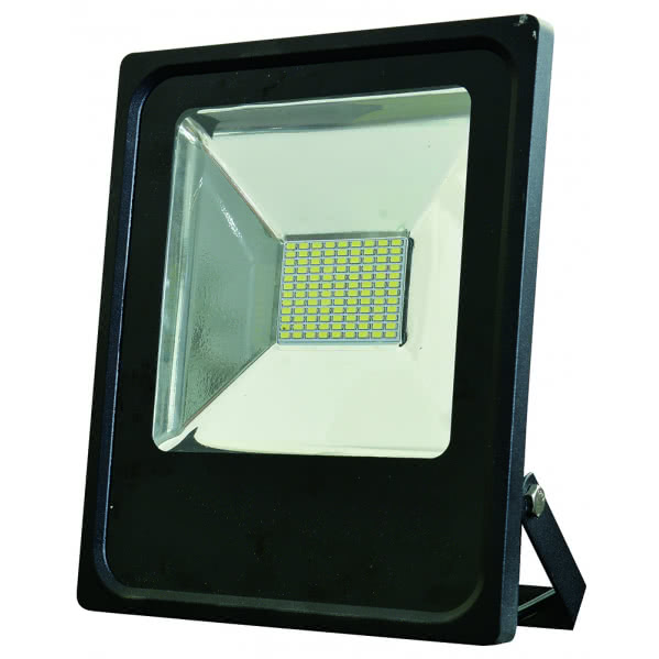 Proyector Led Smd Serie Quiron 50w 4250lm 120º 3000k (28,5 X 27,5 X 5,5)