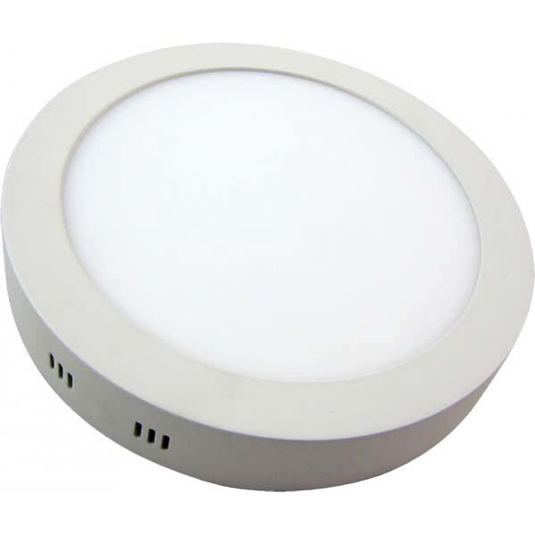 Downlight Sup.red. Aquiles Led 12w Blanco 950lm 17,3dx4h 4000k