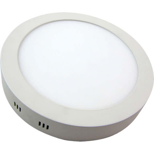 Downlight Sup.red. Aquiles Led 18w Blanco 1425lm 22,5dx4h 4000k