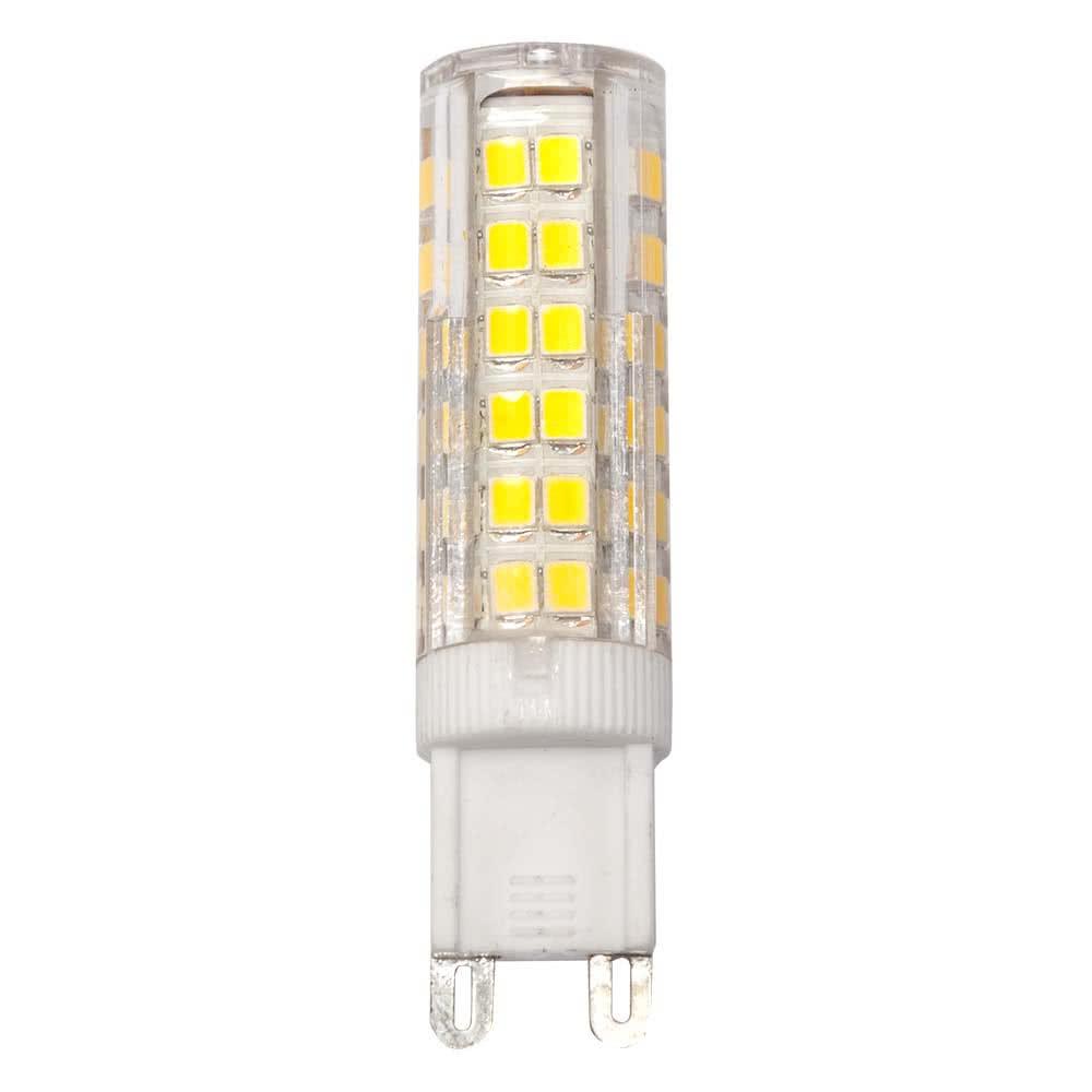 Bombilla led g9 7w 700 lm 6500k 60x15d fabrilamp for Bombillas led g9