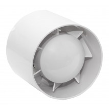 Extractor Para Baño Gravino 15w 100mm Blanco Db 34 180m3/h 9,8x10,5