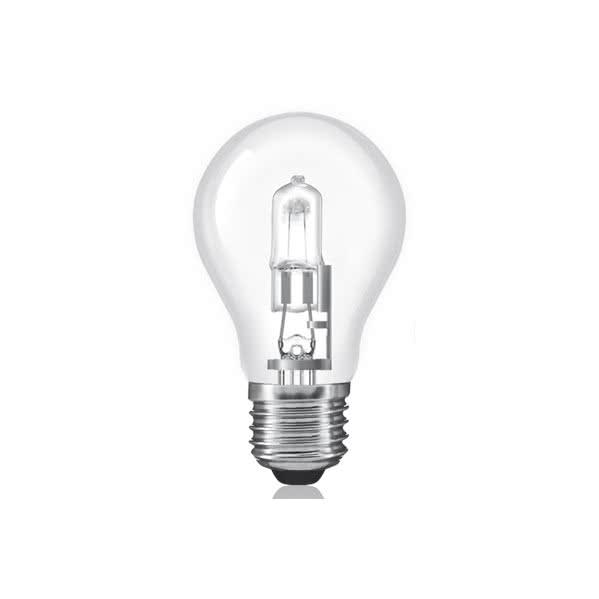Bombilla halogena energy saver gls e27 70w blister duo - Bombilla halogena g9 ...