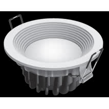 Downlight Led Serie Intego Pro Red15w 770lm 10.5dx5.3 Superblanc6400k