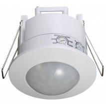 Sensor Encastrar Movim. Move Blanco  Alcance 6m 360º Ip20 7,5d