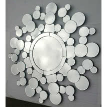 Espejo Sol  100x100x2.2 Cm