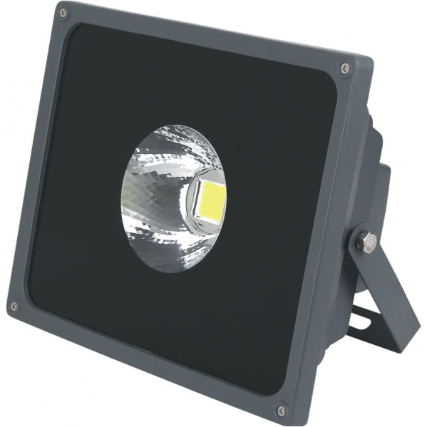 Proyector 50w 6500k Sukra 5000lm Gris Oscuro28,5x23,5x16