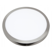 Downlight Sup. Red. 28w 6000k Aquiles Led Niquel 40d 1960lm