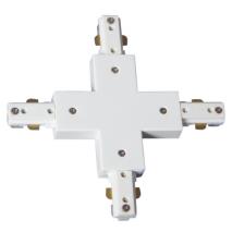 Conector En X Blanco 2 Hilos