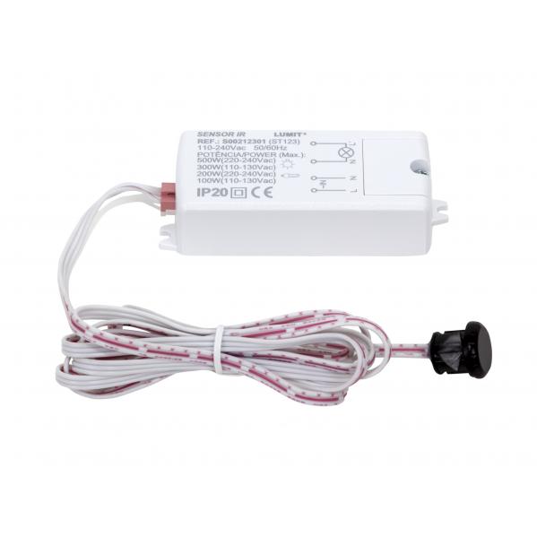 Sensor Movimiento Por Maos Move Ii Ip20 Blanco